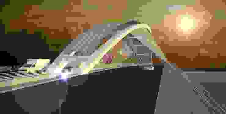 puente Santiago - La banda de Arq. Jose F. Correa Correa