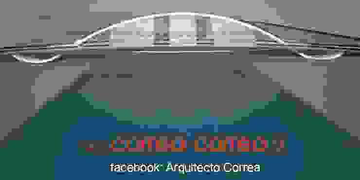puente Santiago – La banda de Arq. Jose F. Correa Correa