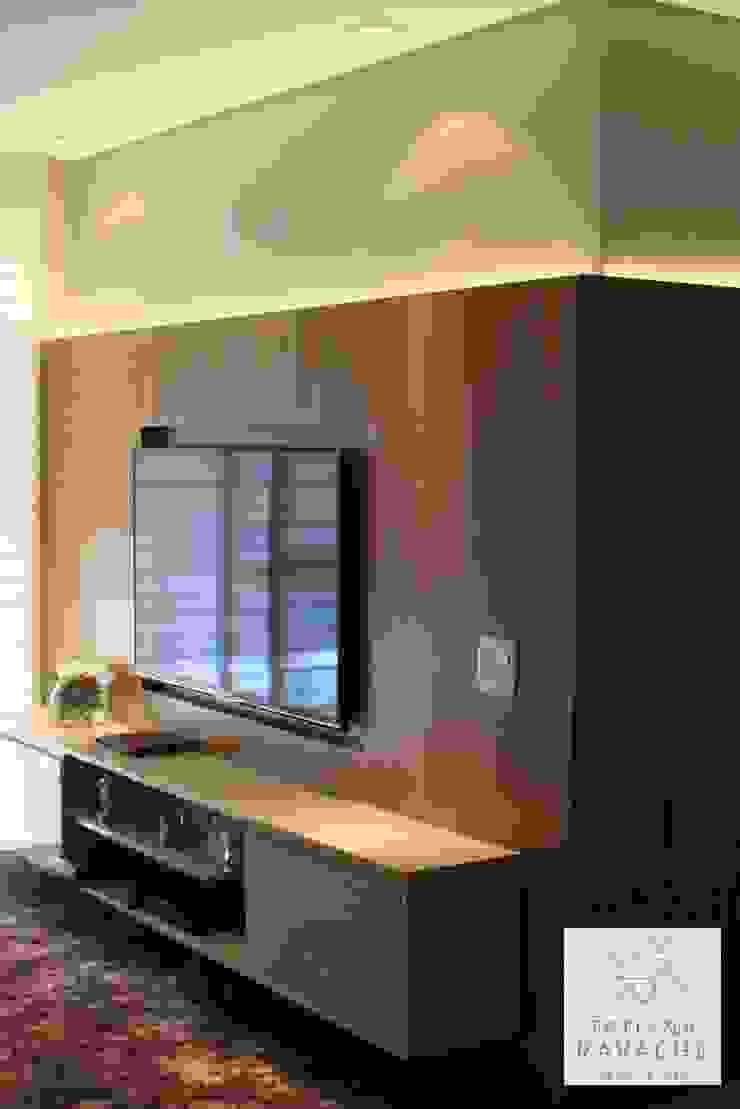 Sala de Estar Salas de estar modernas por Tatiana Ravache Arquitetura Moderno MDF
