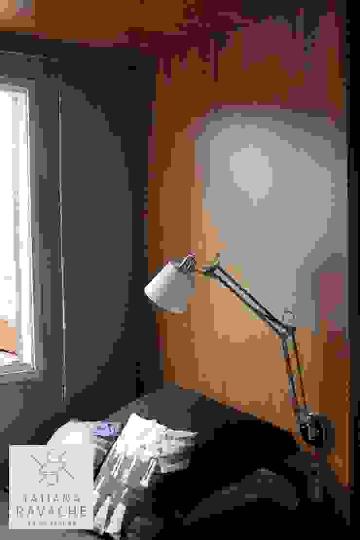 Quarto do menino Quartos modernos por Tatiana Ravache Arquitetura Moderno MDF