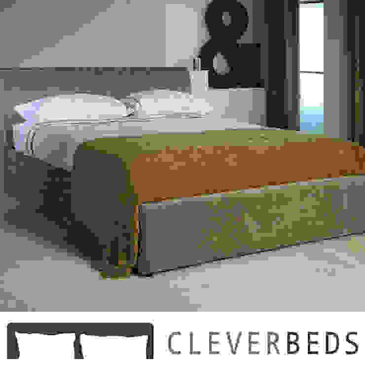 Jupiter Ottoman Storage Bed von Cleverbeds Ltd Klassisch