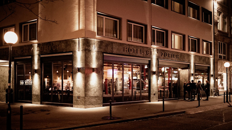 Löweneck Restaurant Studio Frey Gastronomía de estilo moderno