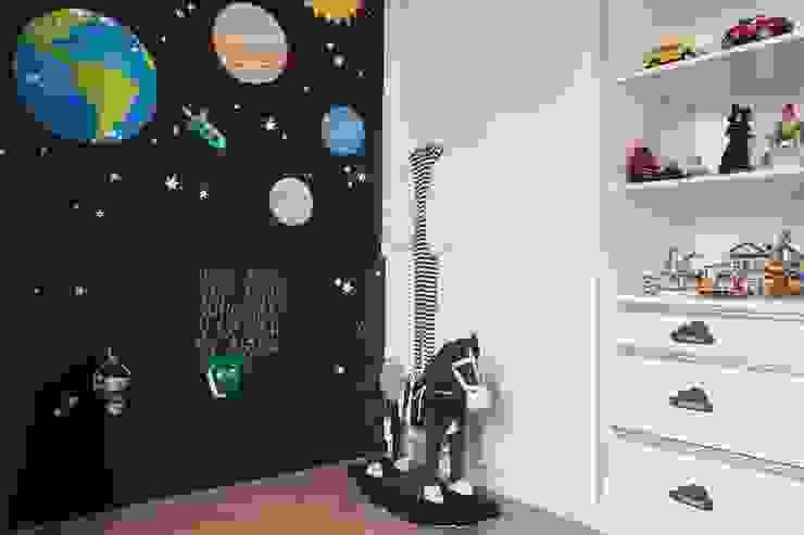 Nina Moraes Design Infantil 모던스타일 아이방