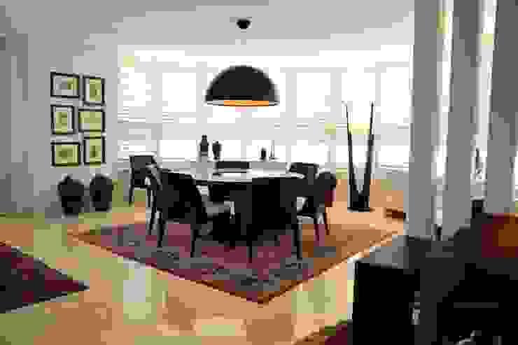 Copa Cozinhas modernas por Yara Mendes Arquitetura e Decoração Moderno