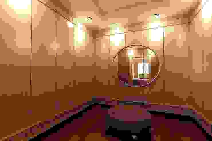 GARDEN PREMIUM VILLALARI – MOZAMBİK Eklektik Giyinme Odası TELOS İÇ MİMARLIK VE TASARIM Eklektik