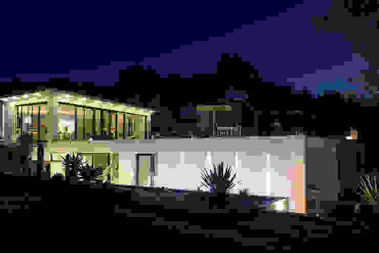 Villa GP Maisons modernes par frederique Legon Pyra architecte Moderne