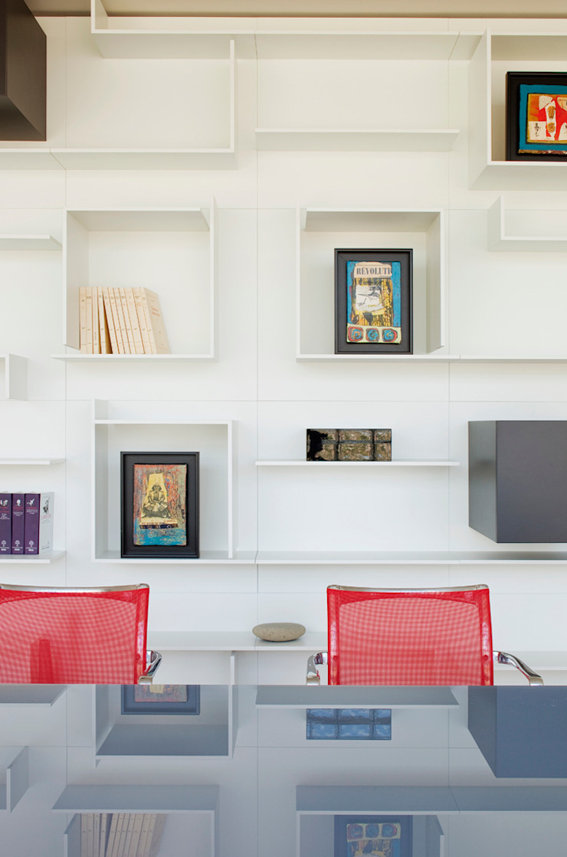 frederique Legon Pyra architecte Modern study/office