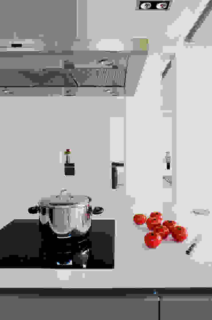 frederique Legon Pyra architecte Modern kitchen