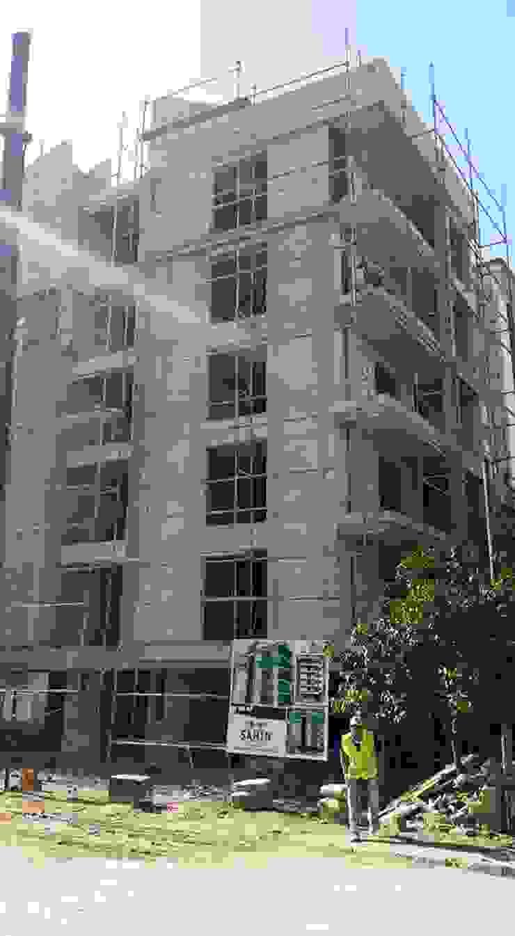 efeler inşaat Modern Evler ŞAHİN DEKOR YAPI TASARIM RAMAZAN ŞAHİN Modern
