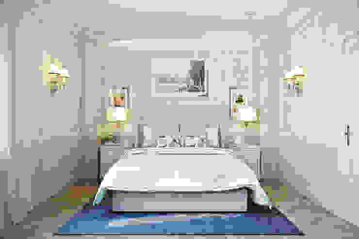 Гостевая Спальня Спальня в классическом стиле от homify Классический Дерево Эффект древесины