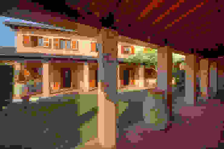 Villa Case in stile rustico di Emilio Rescigno - Fotografia Immobiliare Rustico