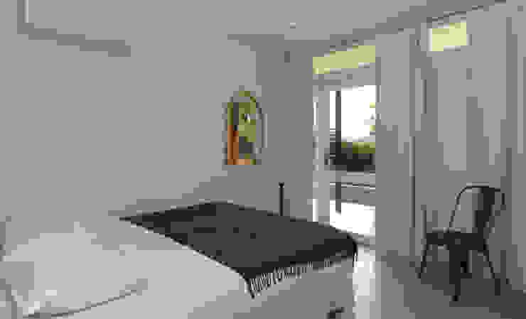 frederique Legon Pyra architecte Modern style bedroom