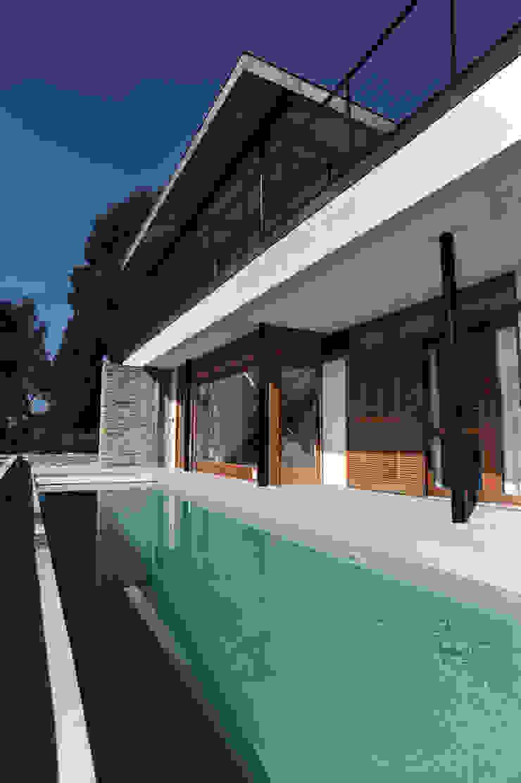 frederique Legon Pyra architecte Modern pool