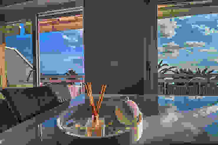 Modern Oturma Odası Emilio Rescigno - Fotografia Immobiliare Modern