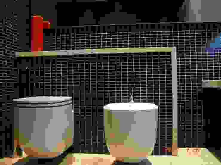 Ванные комнаты в . Автор – Dynamic444, Модерн