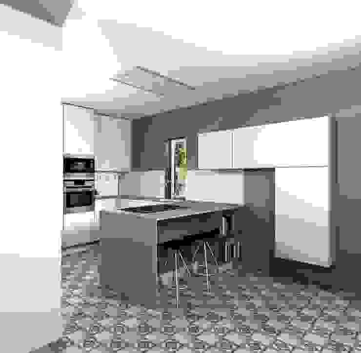by 3dogma mobiliário de cozinha Modern
