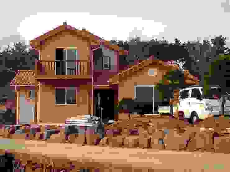 전원주택 by 아비지건축