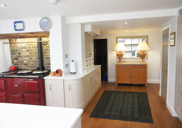 Kitchen Project 2A Design CocinaEstanterías y gavetas Granito Gris