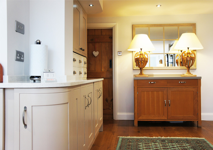 Kitchen Project 2A Design CocinaIluminación Vidrio Gris