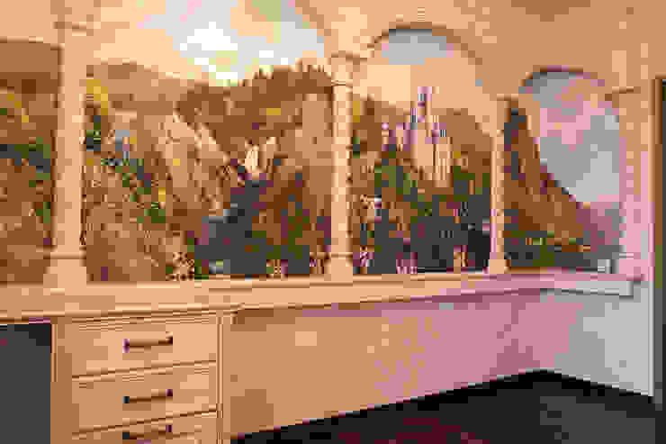 Воспоминания об Ар Деко Детская комнатa в классическом стиле от Геометрия Вкуса Классический