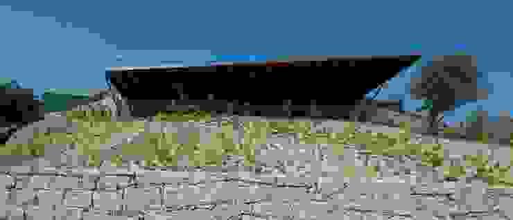 MitPenha Varandas, marquises e terraços modernos por Atelier fernando alves arquitecto l.da Moderno