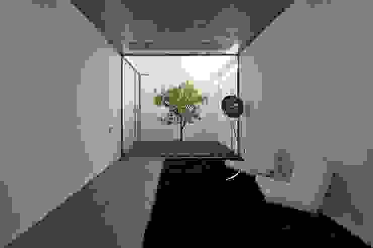 MitPenha Jardins modernos por Atelier fernando alves arquitecto l.da Moderno