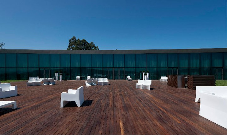 MitPenha: Casas  por Atelier fernando alves arquitecto l.da,Moderno