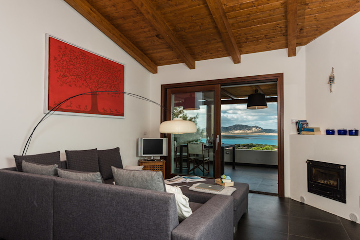 Realizzazioni Soggiorno moderno di Change Gravity Home&Style Moderno