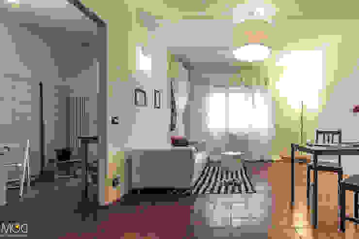 Michela Galletti Architetto e Home Stager 现代客厅設計點子、靈感 & 圖片