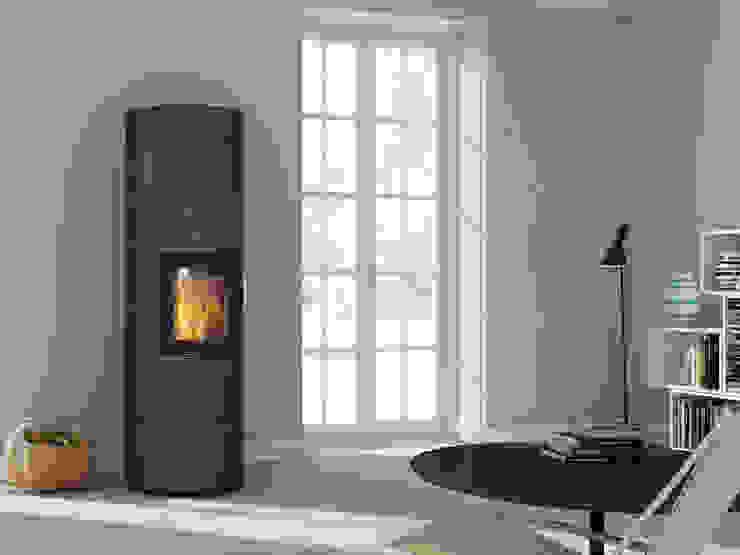 M Serie Speicherofen Bernhard Schleicher e.K. Living roomFireplaces & accessories