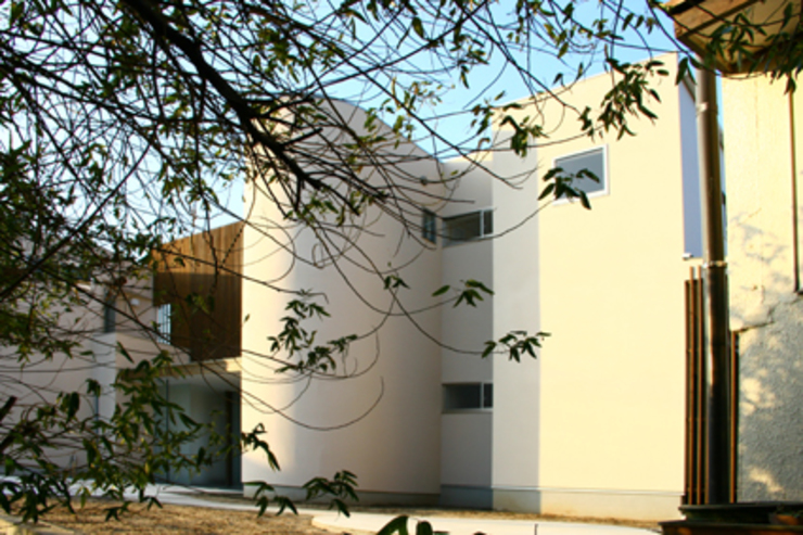 中津O邸 Nakatsu O house オリジナルな 家 の 一級建築士事務所たかせao オリジナル 木 木目調