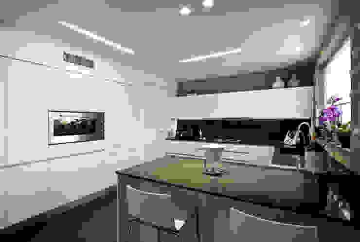 Cocinas de estilo moderno de Vincenzo Leggio Architetto Moderno