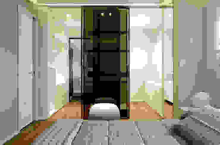 Dormitorios de estilo moderno de Vincenzo Leggio Architetto Moderno