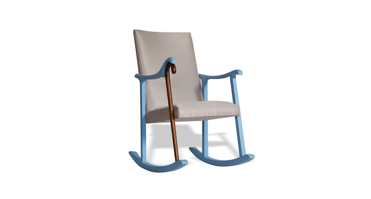 Grandpa's Rocking Chair: modern  by Square Barrel,Modern
