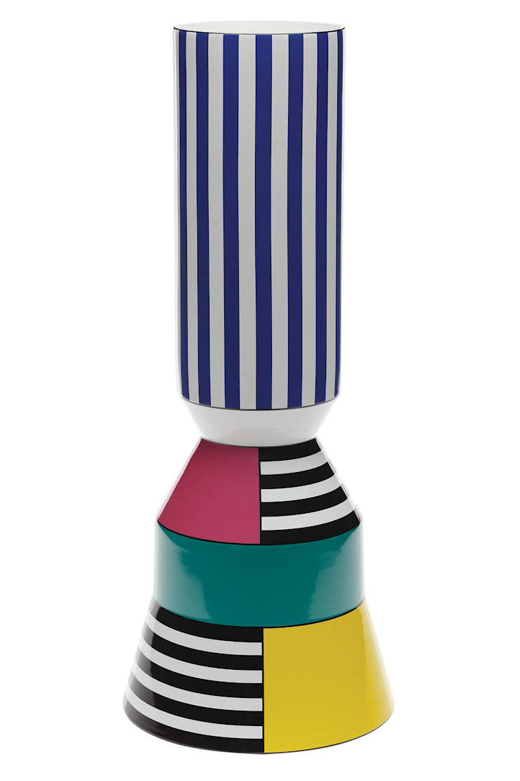 Acrobat Vase por BYFLY Moderno Cerâmica