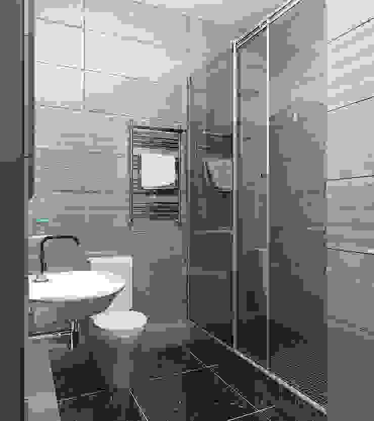 Klassische Badezimmer von Design interior OLGA MUDRYAKOVA Klassisch