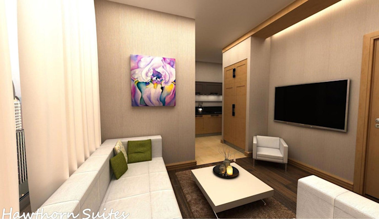 Interior Designs Modern Oturma Odası CCT INVESTMENTS Modern