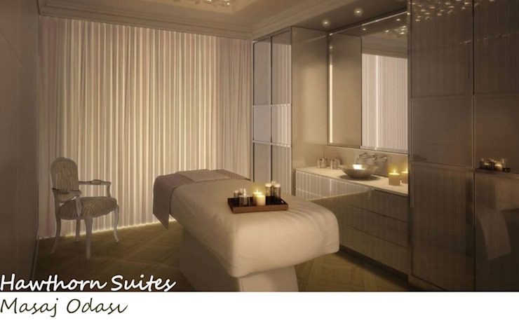 Interior Designs Modern Spa CCT INVESTMENTS Modern