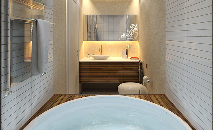 Interior Designs Modern Banyo CCT INVESTMENTS Modern