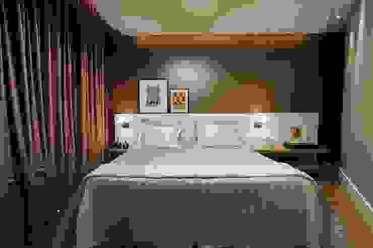 LimaRamos & Arquitetos Associados Modern style bedroom