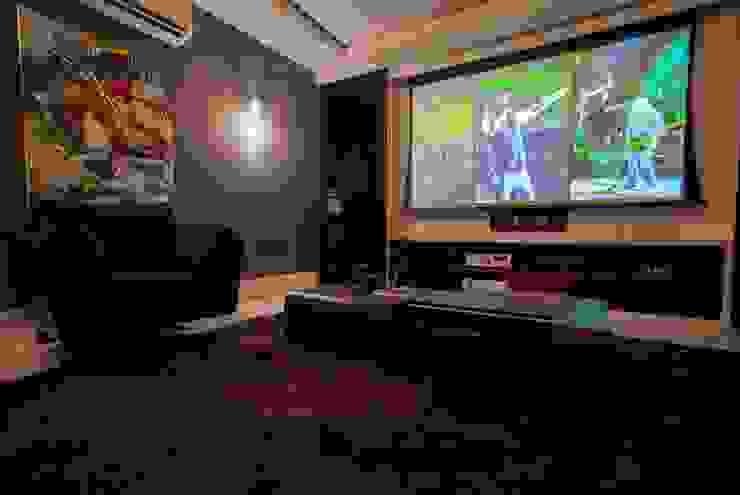 LimaRamos & Arquitetos Associados Modern media room
