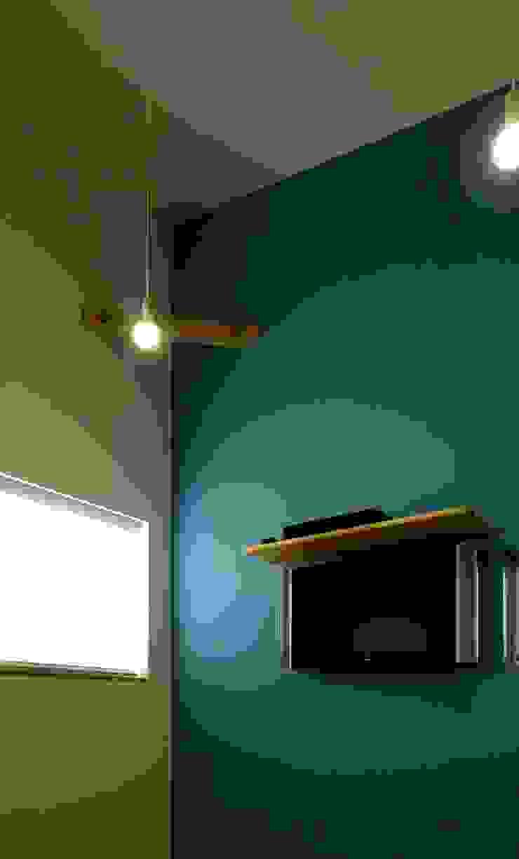 M-House モダンスタイルの寝室 の SO-DESIGN建築設計室 モダン