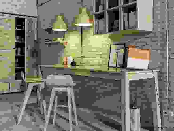 Modern kitchen by M.Serhat SEZGİN Modern