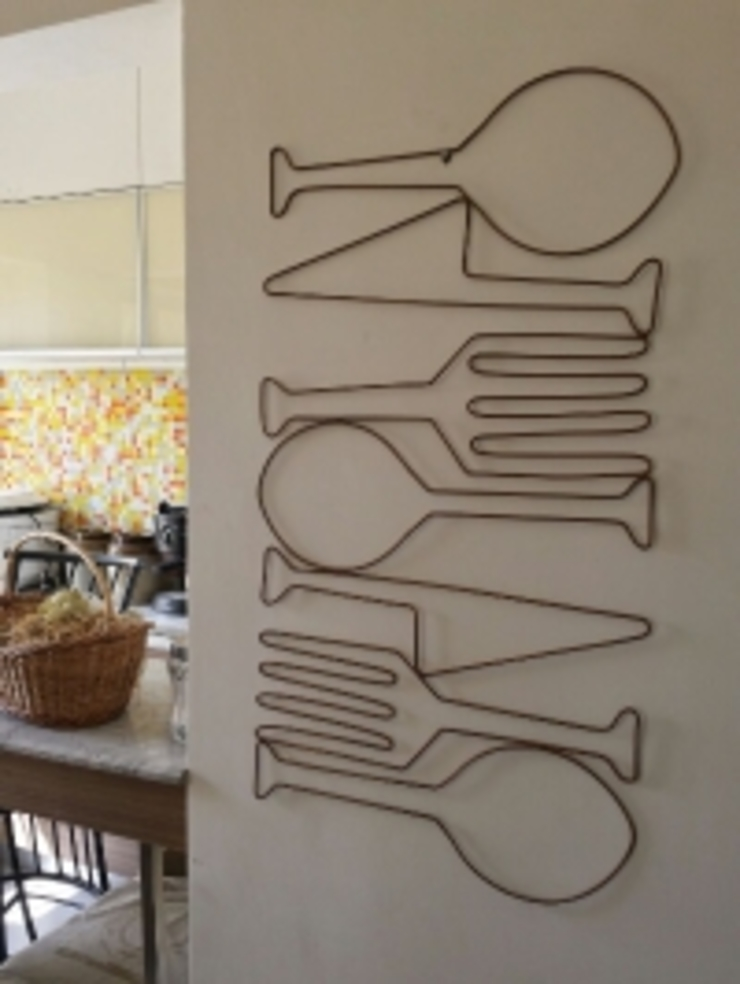 Food for Thought: modern  by Designmint,Modern Iron/Steel