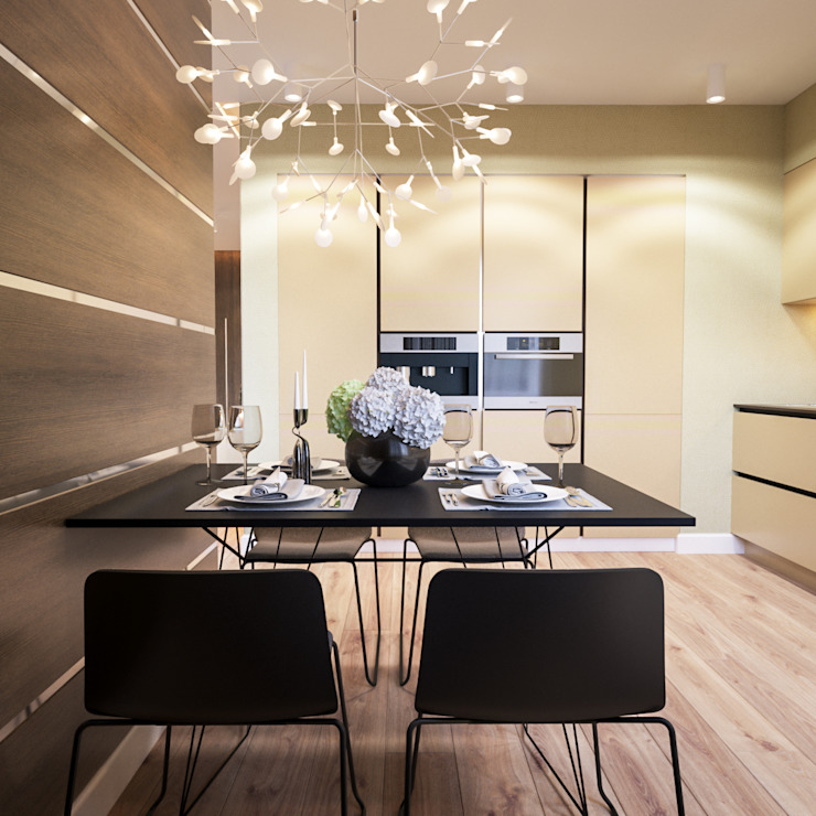 INTERIERIUM Modern Dining Room
