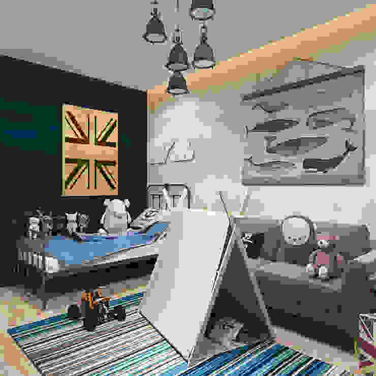 INTERIERIUM Modern Kid's Room