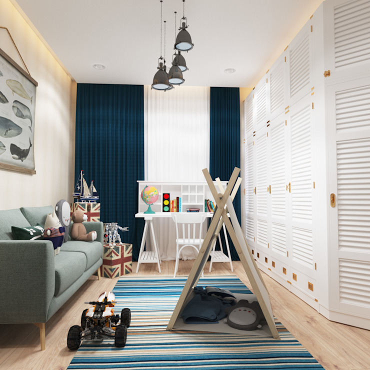 INTERIERIUM 嬰兒房/兒童房