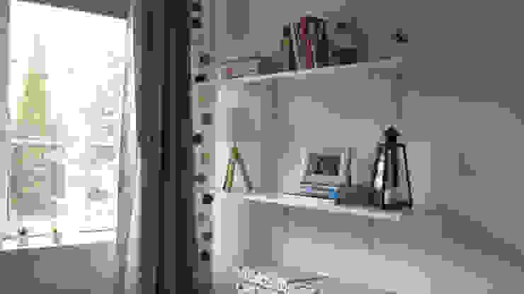 Sypialnia w stylu skandynawskim Skandynawska sypialnia od JUSSS Skandynawski
