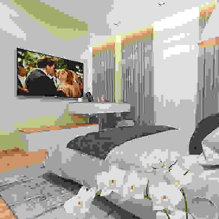 INTERIERIUM Modern Bedroom