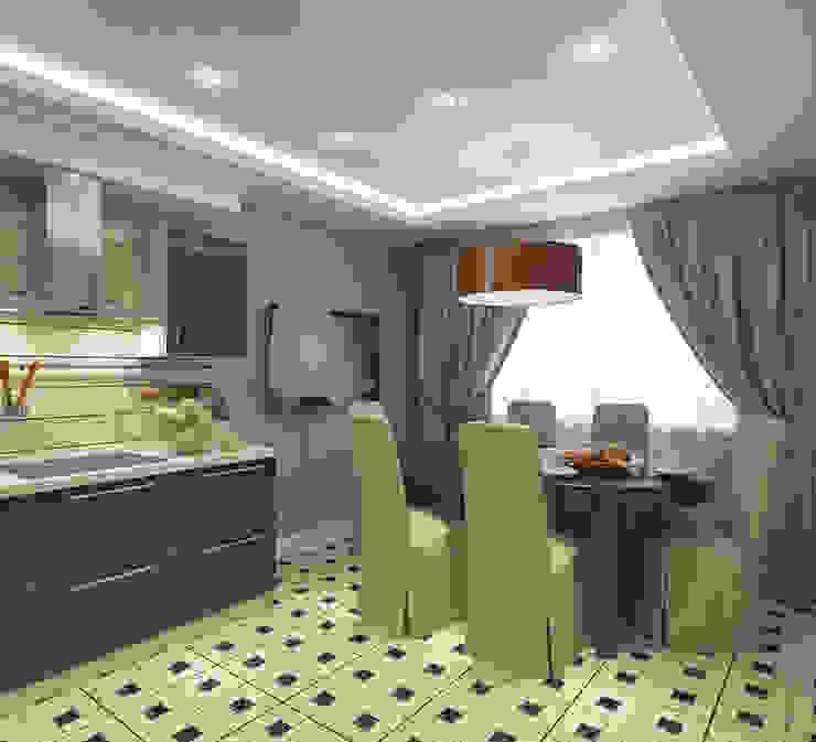 Klassische Küchen von Design interior OLGA MUDRYAKOVA Klassisch